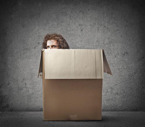 Ikke skjul innholdet fra brukerne. Foto: Shutterstock.