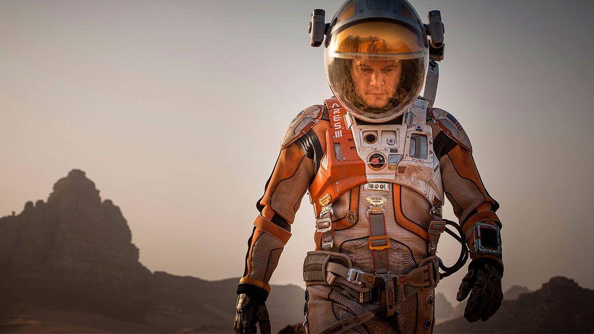 «The Martian» kan bli årets sci-fi-film
