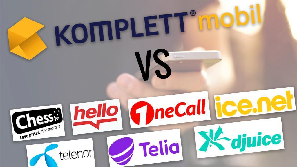 Hvor gode er egentlig Kompletts nye mobilabonnementer?