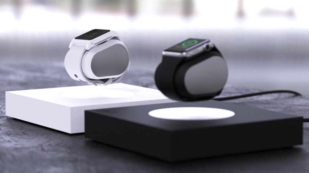 Lift lader smartklokken din mens den svever i løse luften
