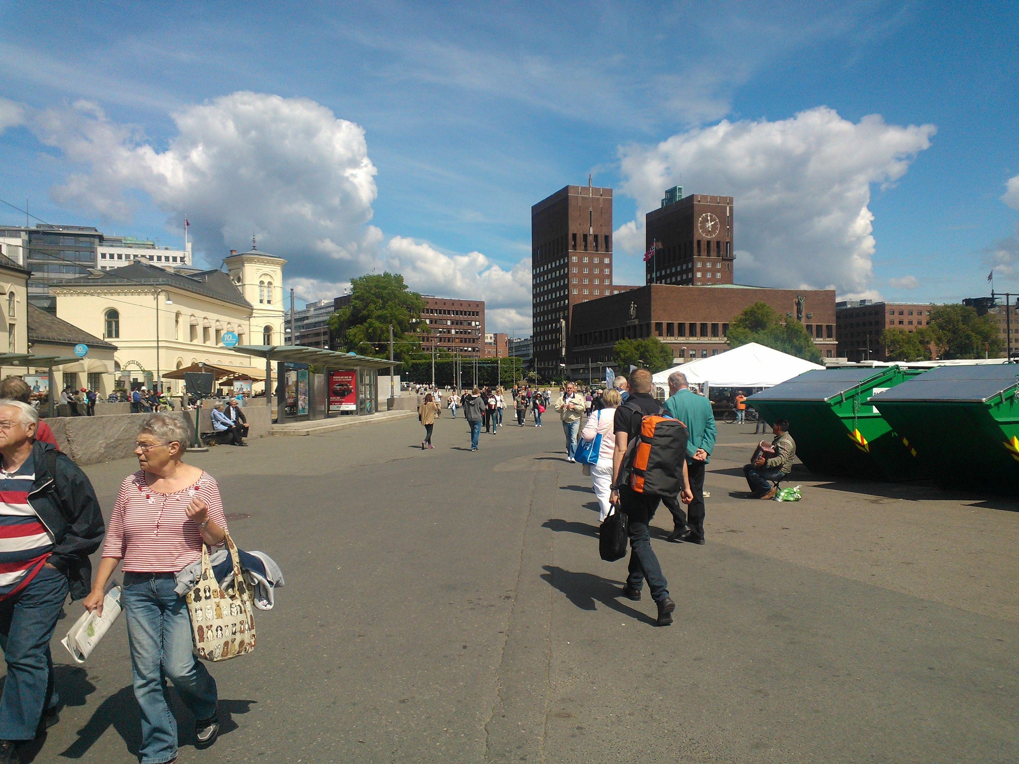 Bilde tatt utendørs med Nokia Lumia 900