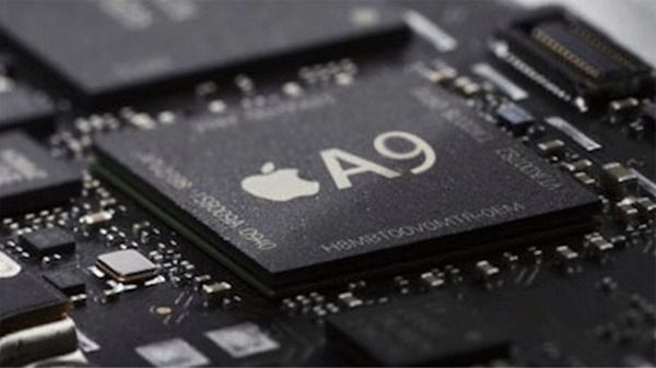Apple A9. Foto: Illustrasjonsfoto