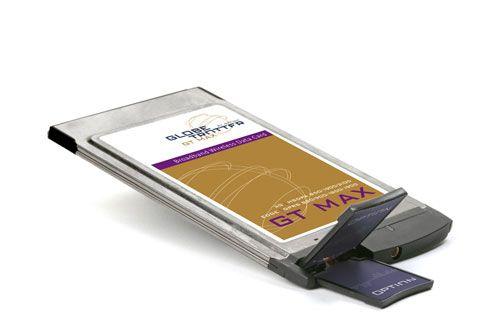 Telenor og Netcom tilbyr også datakort som dette for å koble PC-en til super-3G-nettet