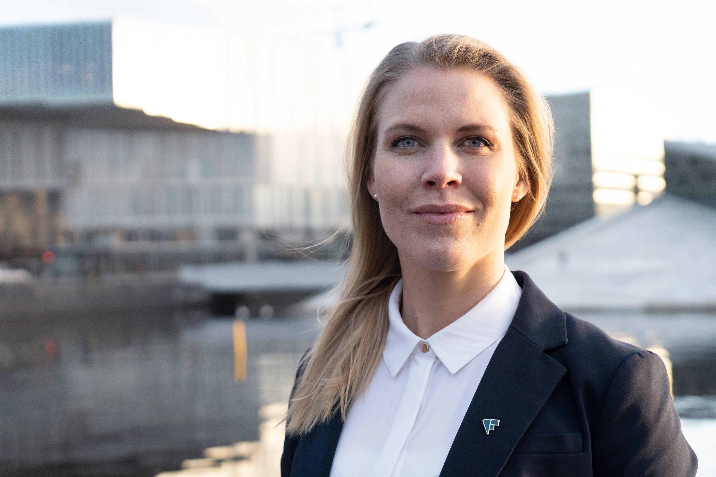 Jurist hos Forbrukerrådet, Caroline Skarderud