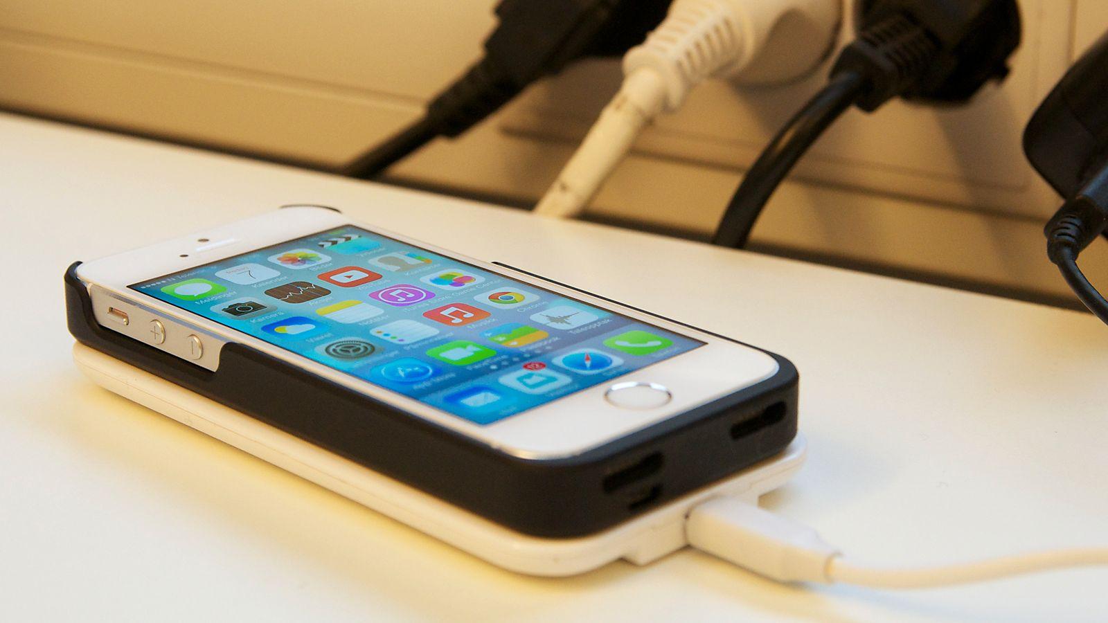 Denne gir deg trådløs lading på iPhone
