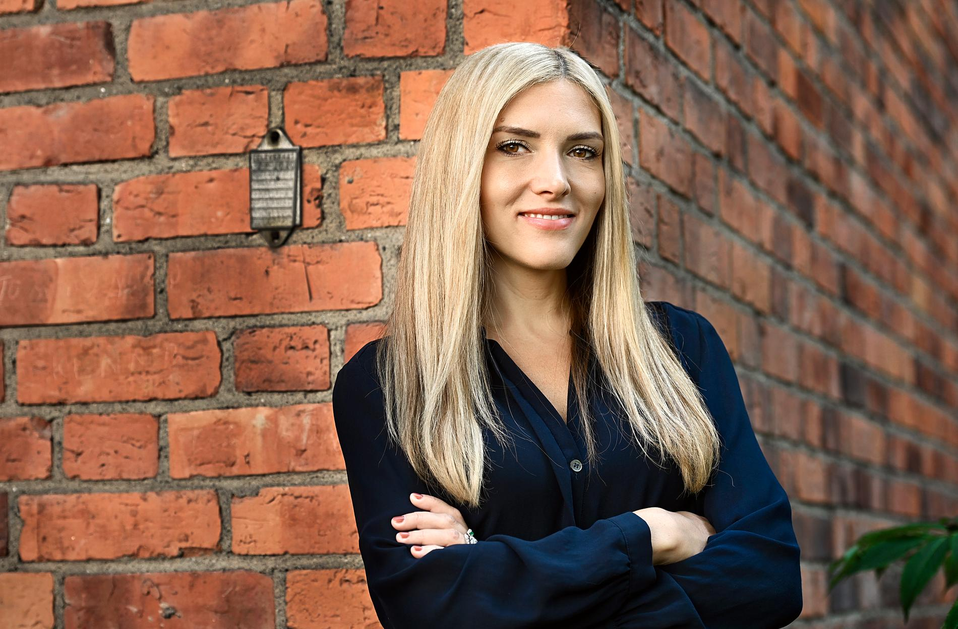 Psykolog Suzan Mobarke Hall