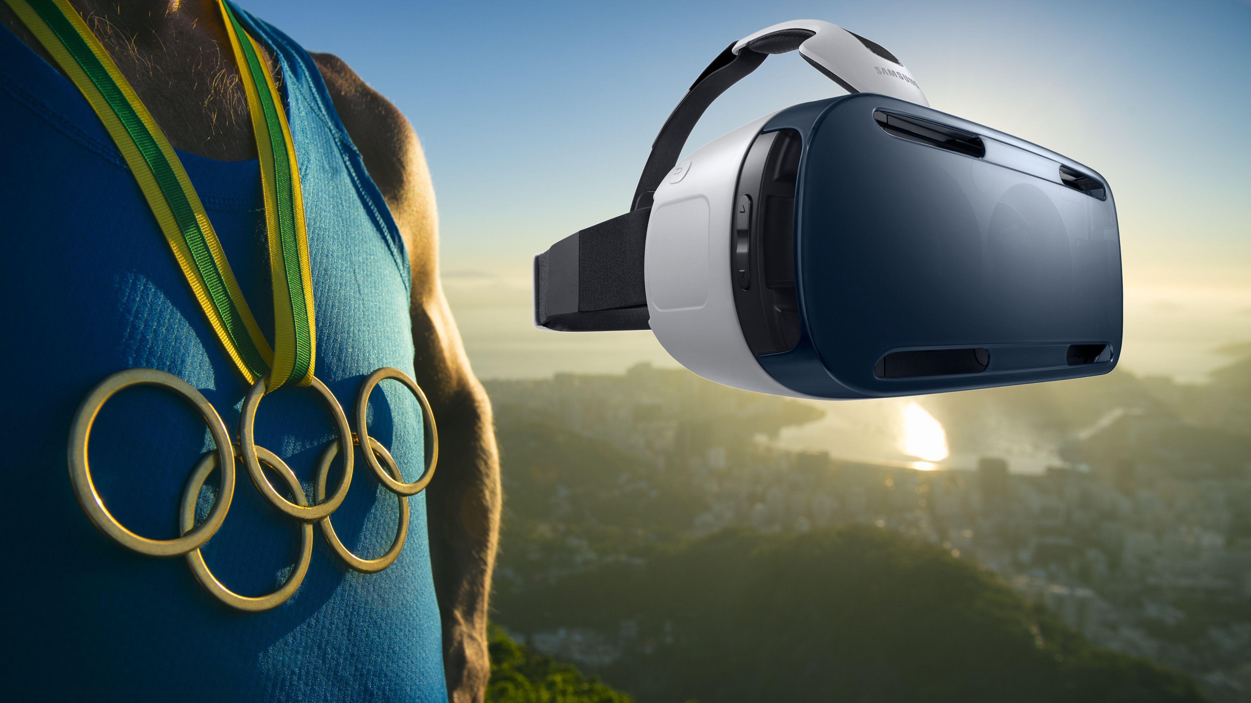 I år skal OL sendes i både VR og 8K-oppløsning