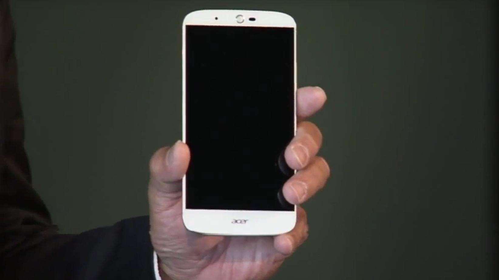 Acers nye mobil har et batteri på hele 5000 mAh