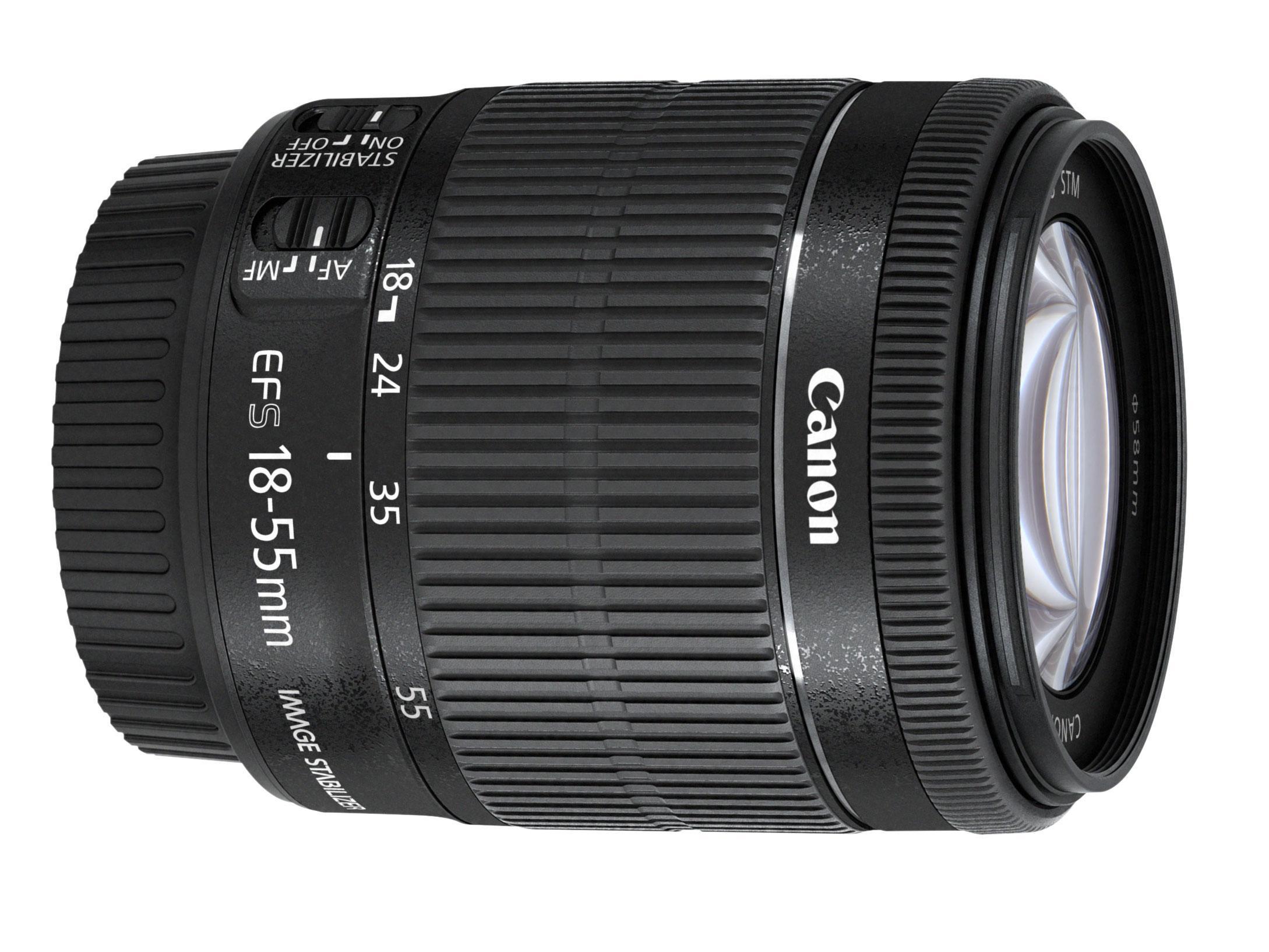 STM-motor skal gi rask, presis og stillegående autofokus, spesielt tilpasset videoopptak.Foto: Canon
