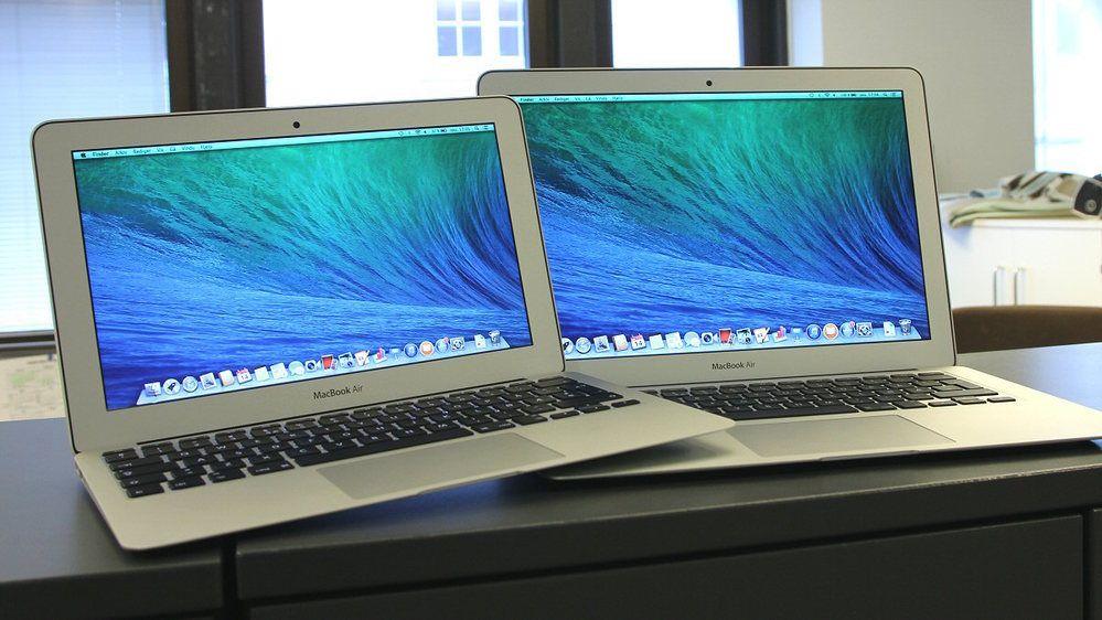 MacBook Air 13 har best batteritid av alle bærbare maskiner. Apples øverige maskiner holder også hva de lover. Foto: Vegar Jansen, Tek.no