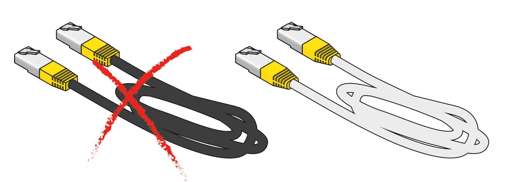 Feil kabel kan ifølge Telenor skape problemer for deg når du skal oppdatere.