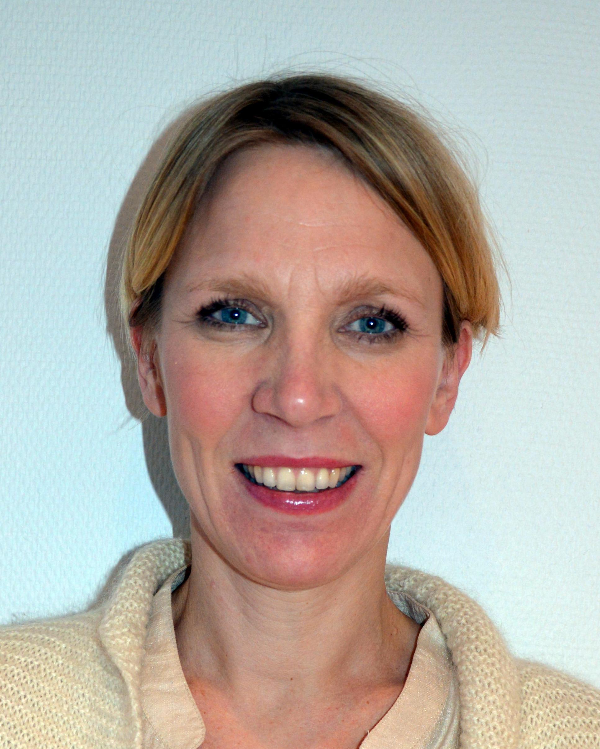 Ellen Scheen, kommunikasjonsrådgiver i Telia.