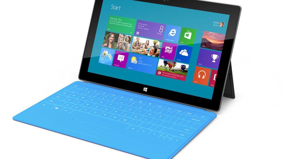 Microsoft slipper helt nye nettbrett