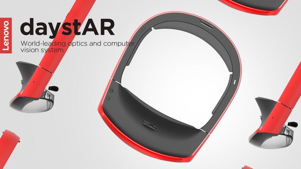 Her er Lenovos HoloLens-konkurrent