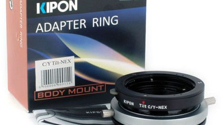 Tilt-adapter til Sony Nex