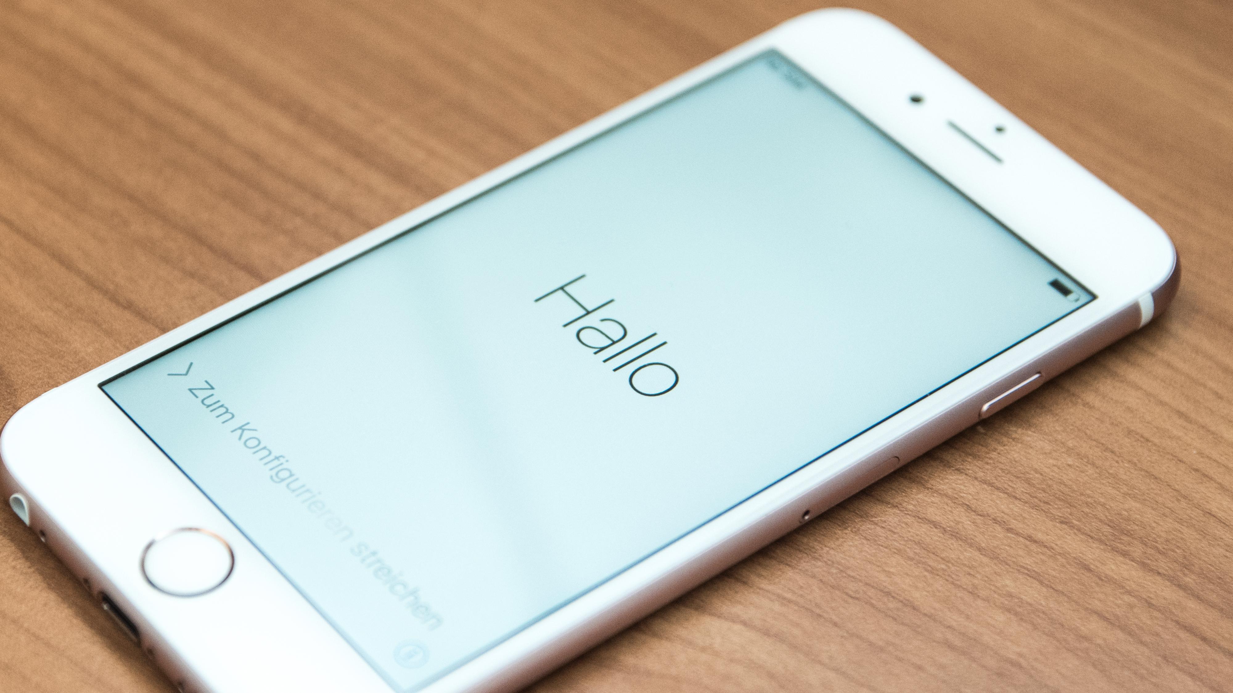 iPhone 6s kan plutselig slå seg av på grunn av problem med batteriet