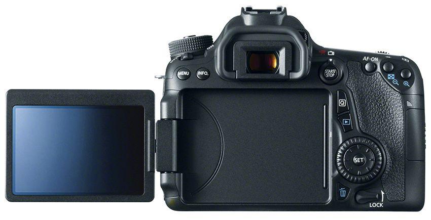 Canon EOS 70D Test Tek.no