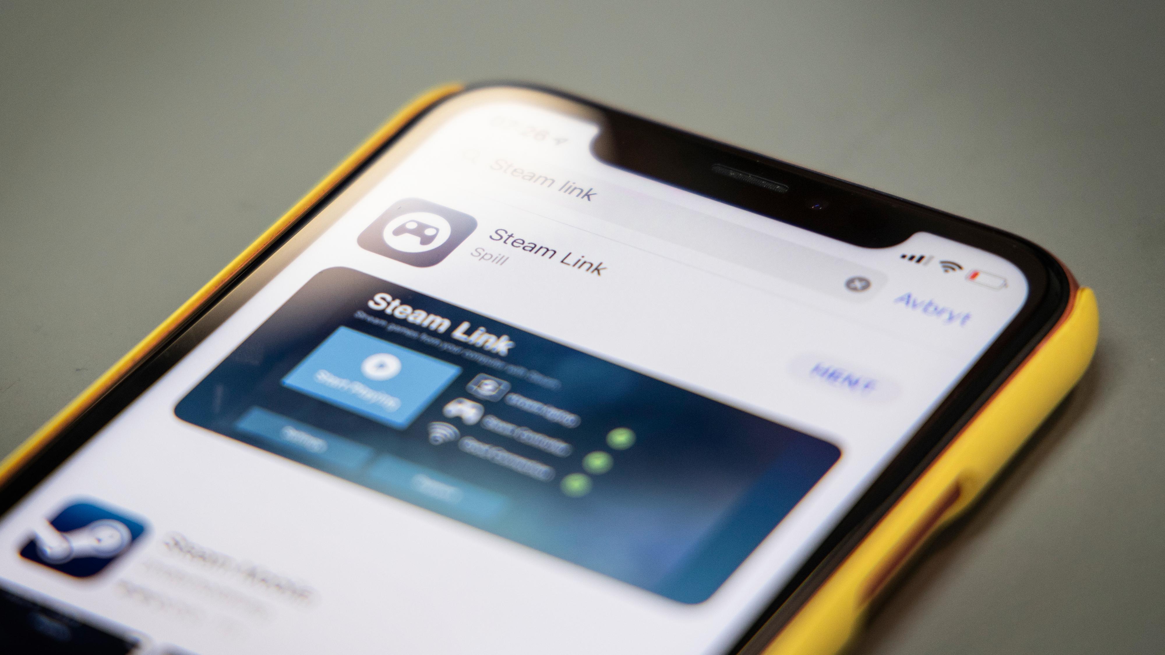 Nå er endelig Steam Link-appen tilgjengelig på iOS og Apple TV