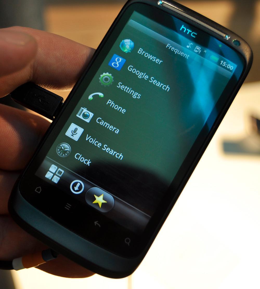 Listen over ofte brukte applikasjoner skal fylle ut seg selv over tid.