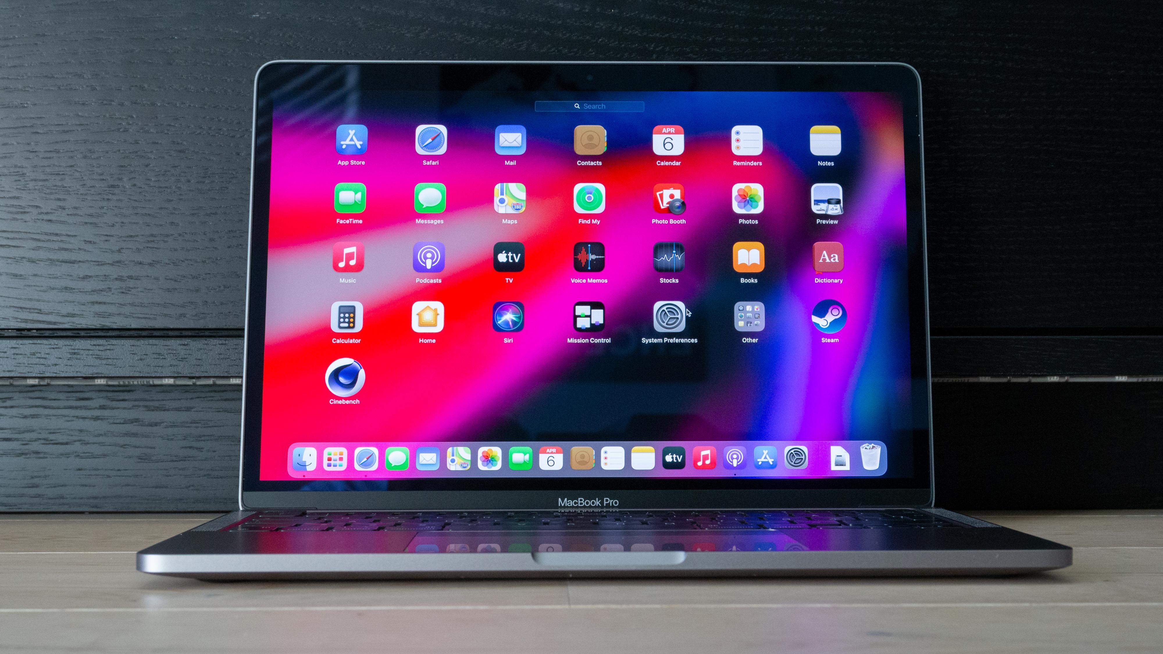 Nyeste MacBook Pro er en ren maktdemonstrasjon