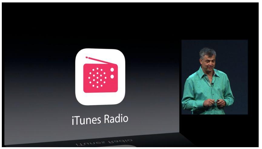 iTunes Radio er reklamefinansiert.