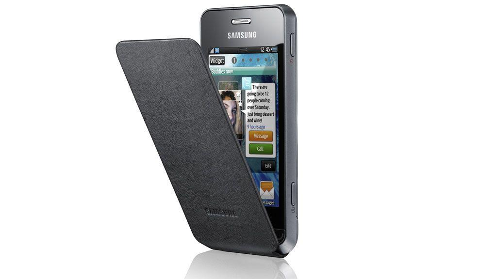 Nekter å selge Samsung Bada