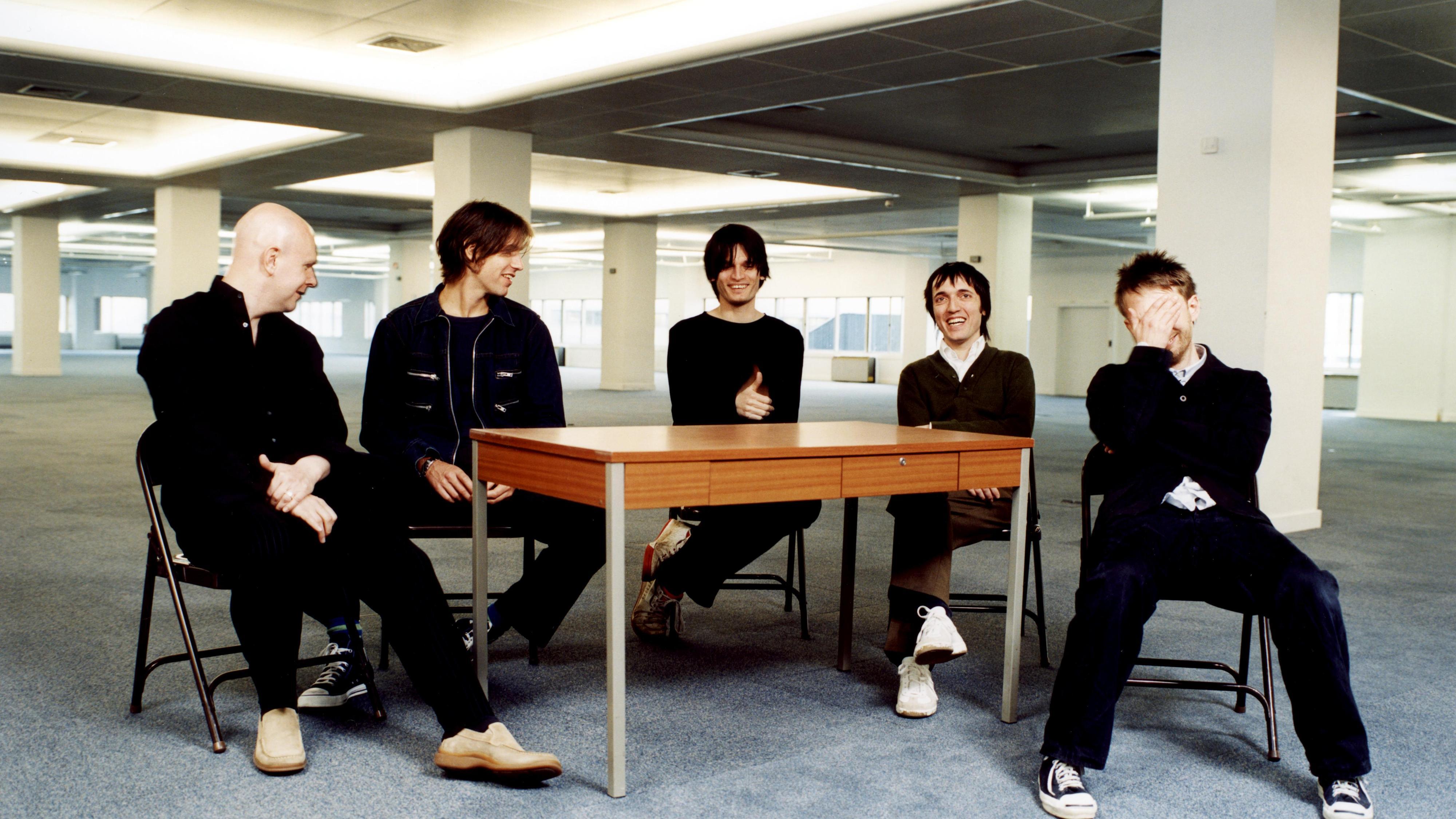 Radiohead topper britiske albumlister