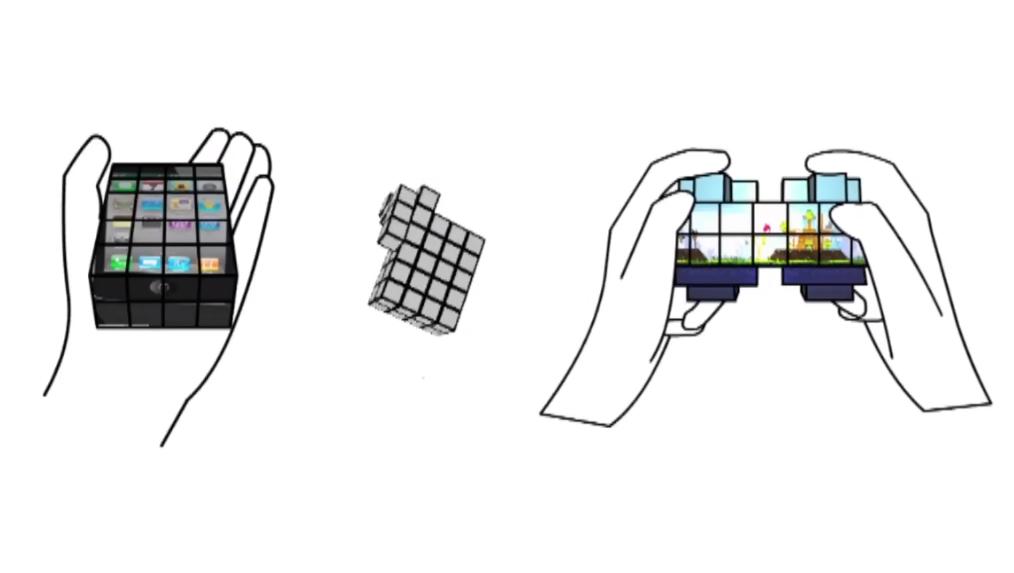 Løsningen kan for eksempel brukes til å forvandle en mobil til en spillkonsoll.