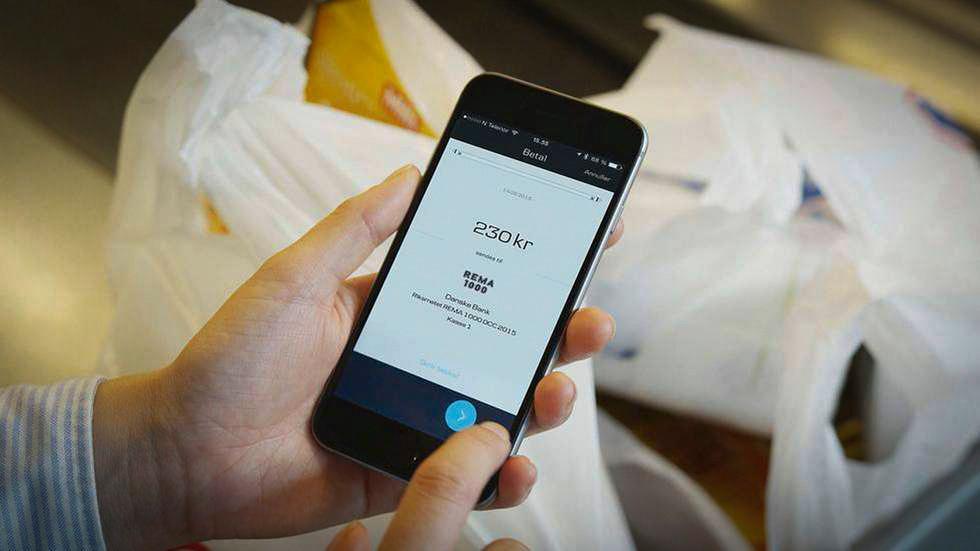 Rema 1000 klar med mobilbetaling