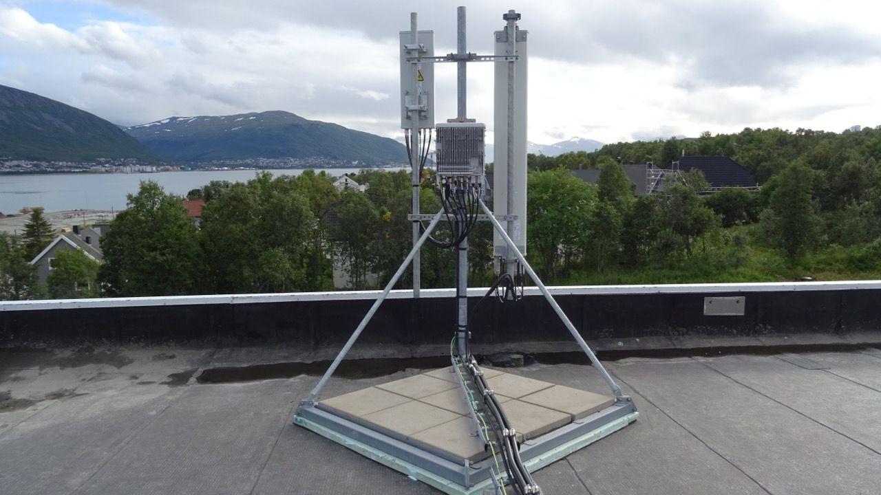 Nå åpner det tredje 5G-nettet i Norge