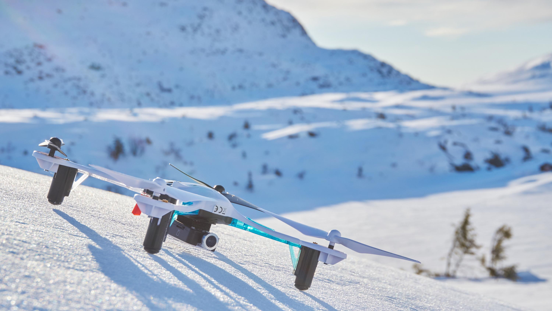 Nine Eagles Galaxy Visitor 6 Pro er en ganske tøff drone, synes vi.