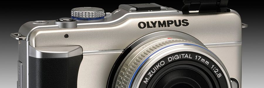 Nytt, lite systemkamera fra Olympus