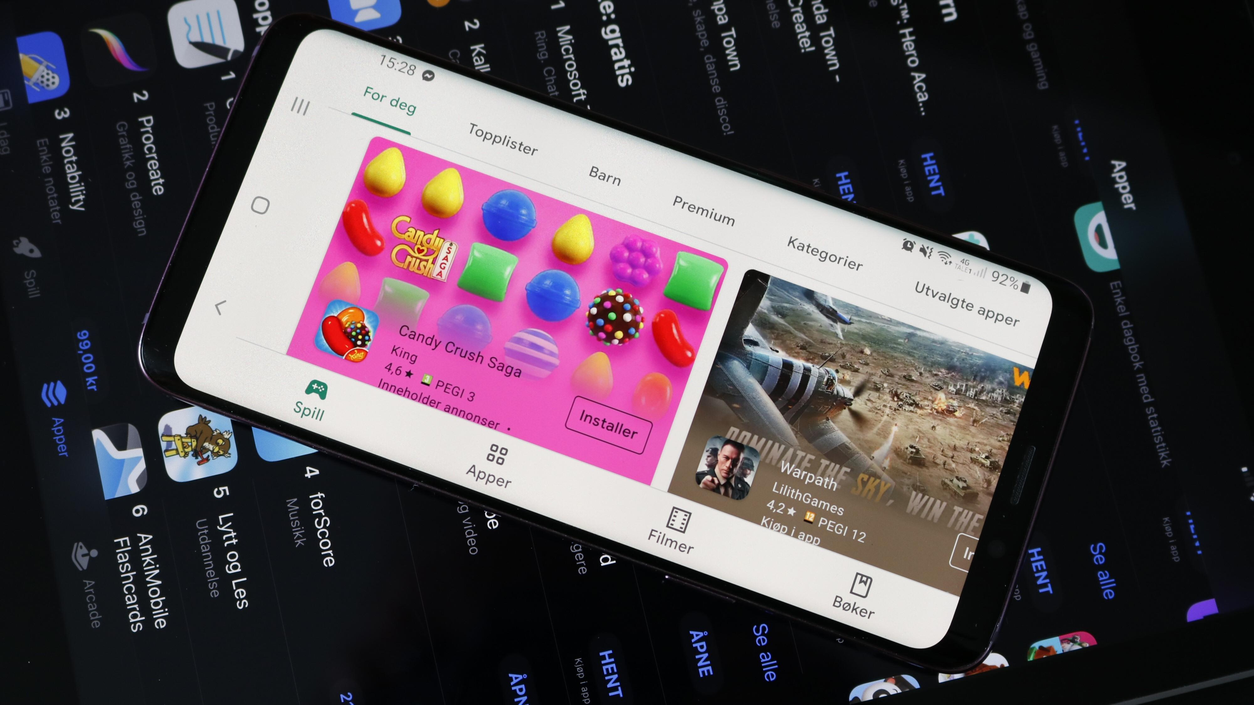 Sørkoreansk lov stikker kjepper i hjulene på Apples og Googles pengemaskiner