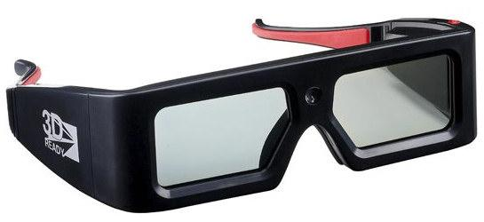 Optomas 3D-briller, ZD101