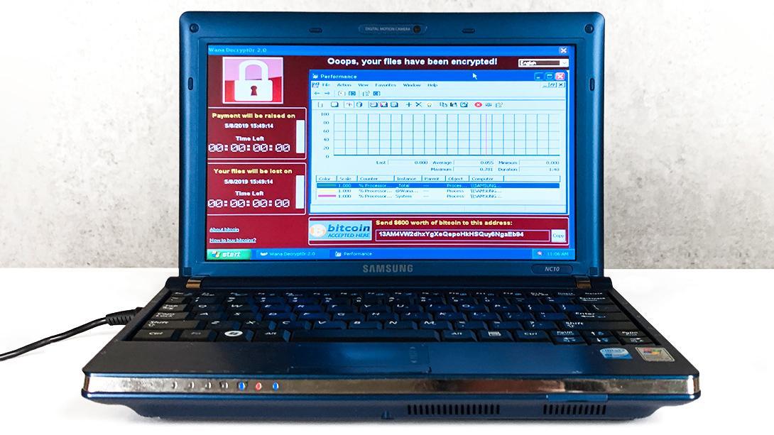 «Verdens farligste bærbare PC» selges for over én million dollar