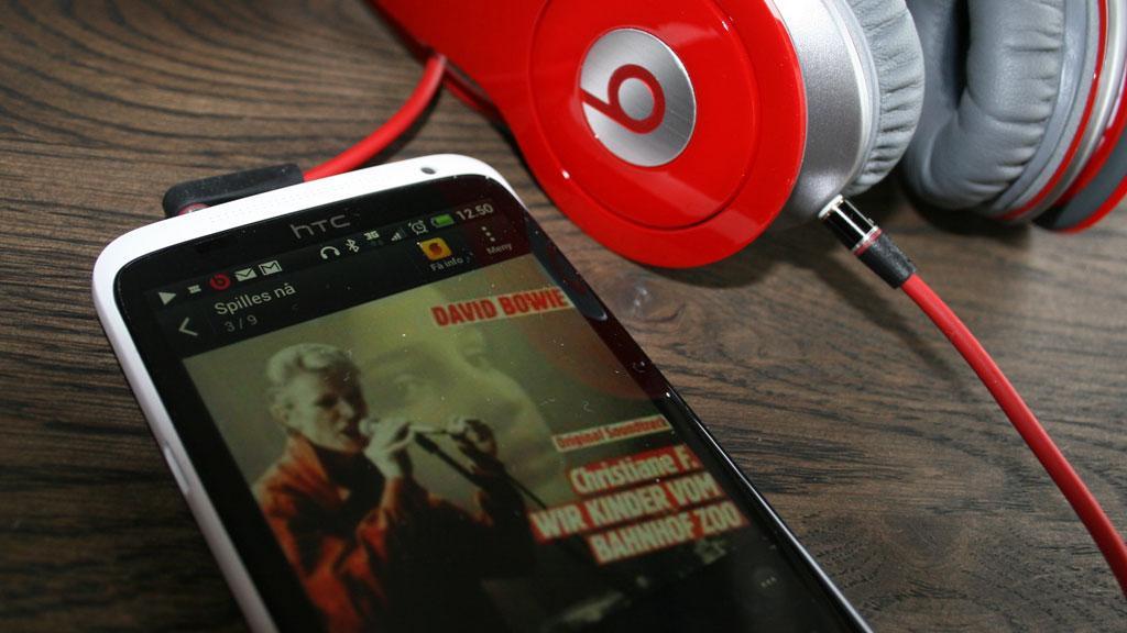 HTC One X skal rocke ørene dine