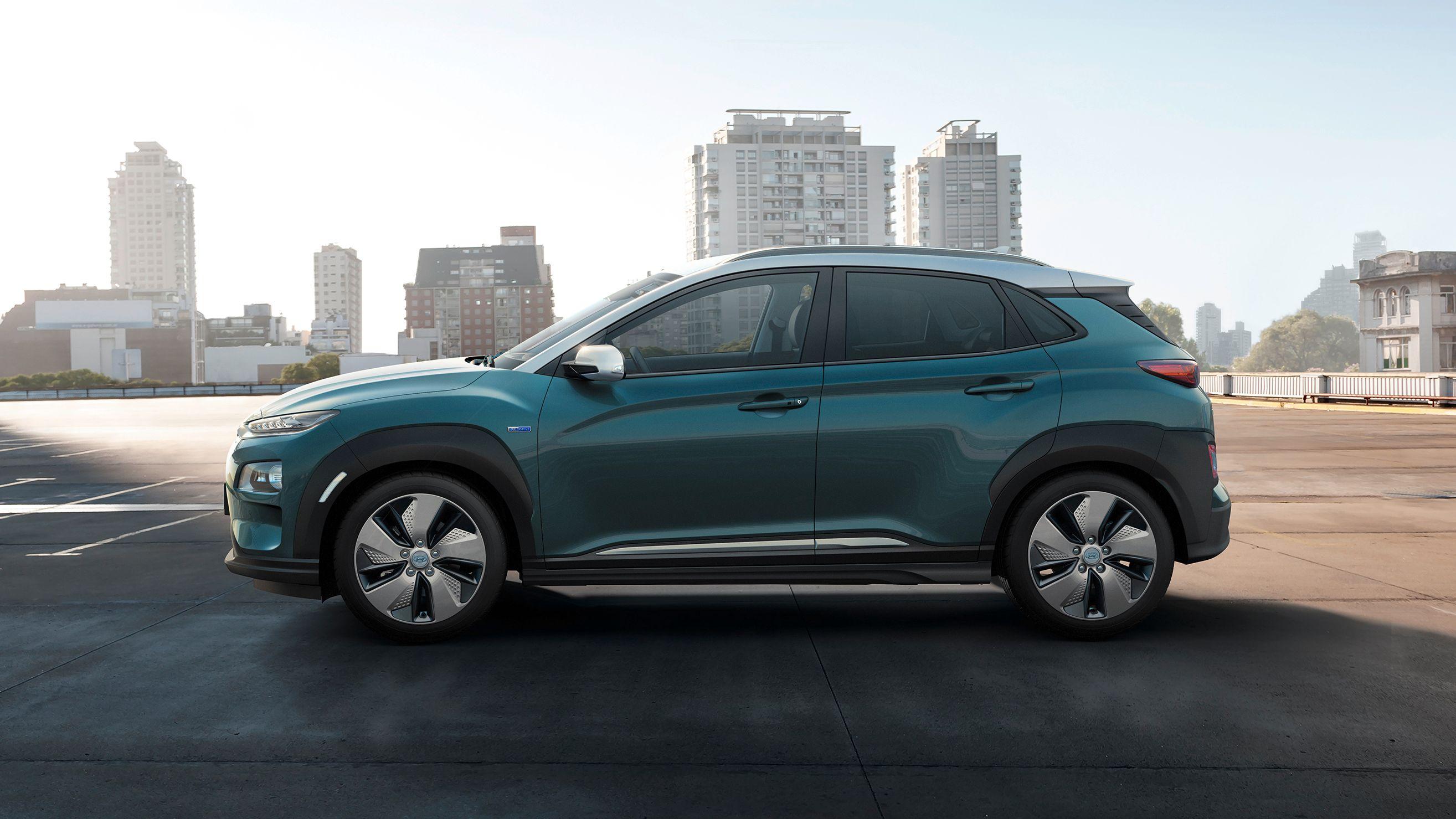 Hyundai slipper endelig prisene på Kona Electric