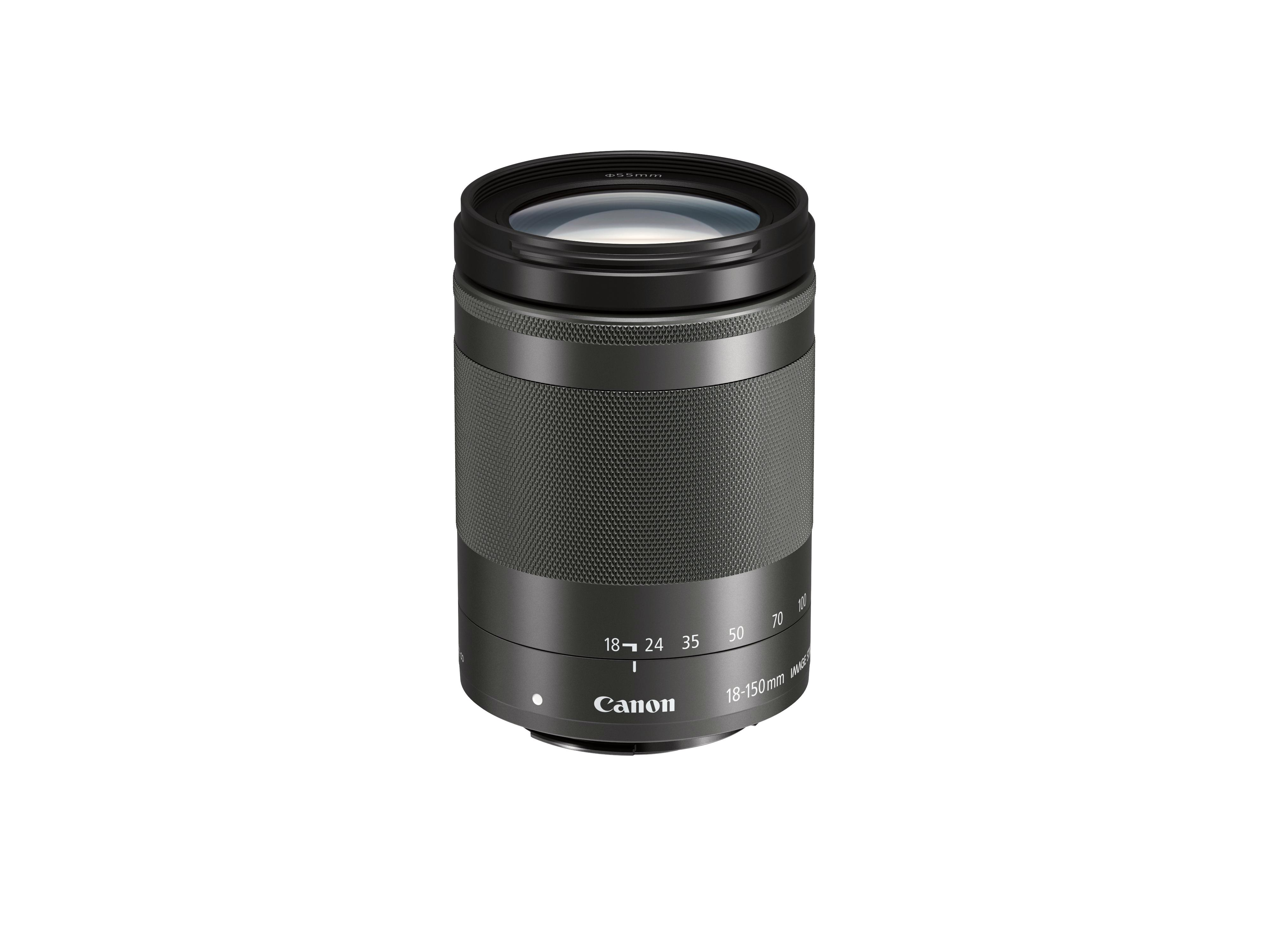 Canon EF-M 18-150mm f3.5-6.3 IS STM.