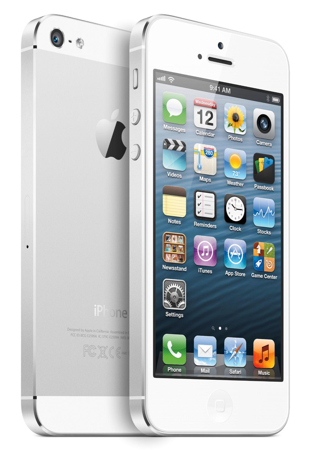 Apple iPhone 5 er ett av produktene som kunne blitt stoppet, hadde Google-eide Motorola vunnet frem med søksmålet.