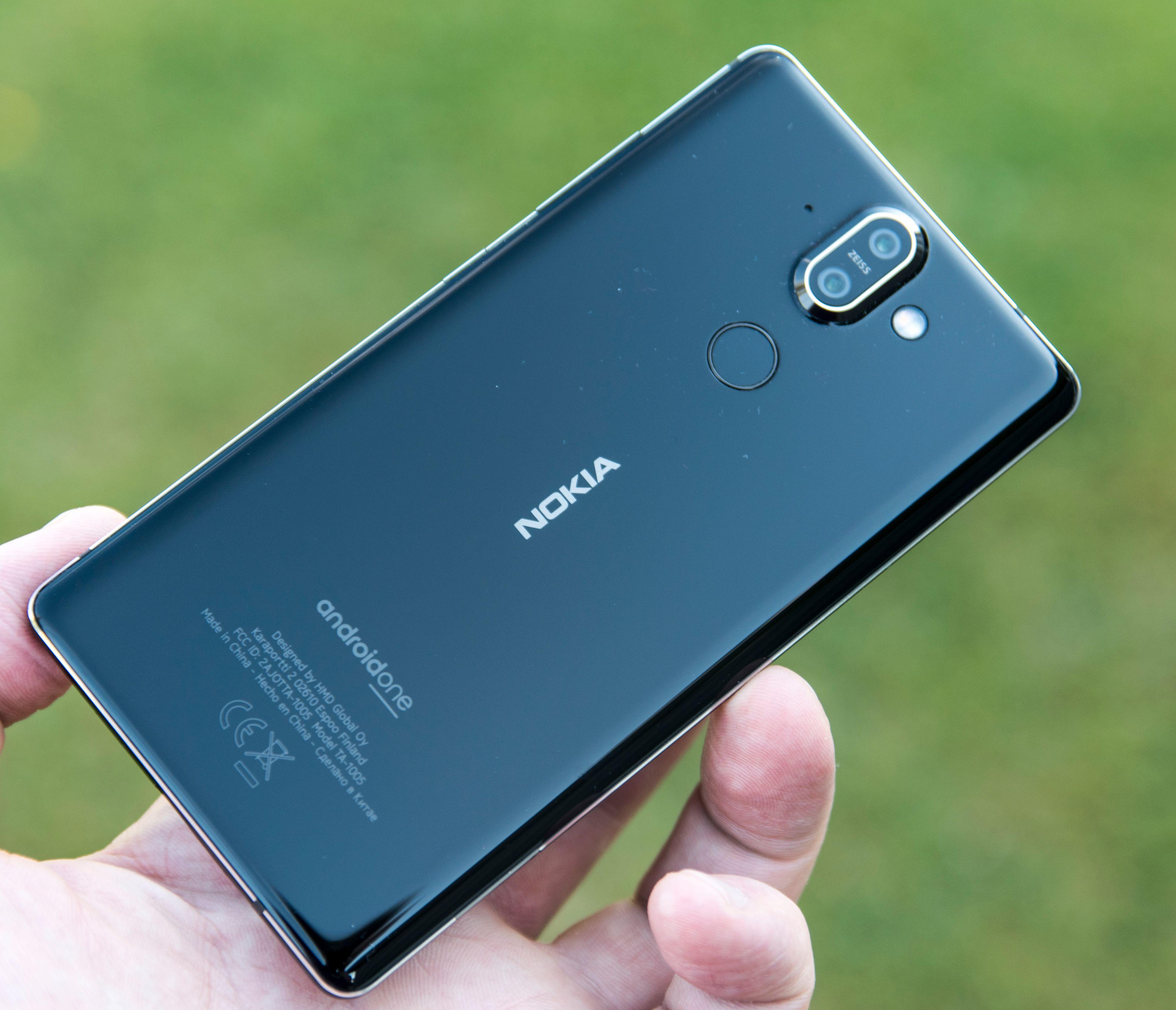 Nokia 8 Scirocco har et ålreit kamera, men klarer ikke helt å hamle opp med de aller beste. Kanskje blir det Nokia 9 som får den jobben?