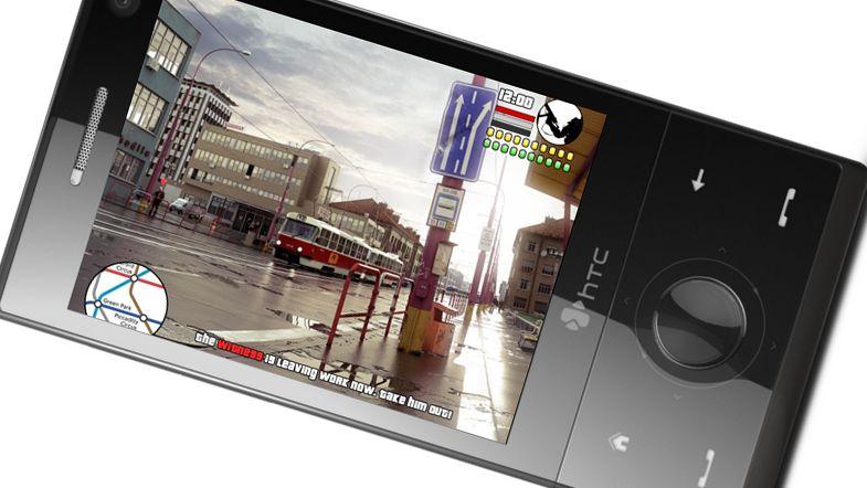 Spill PC-spill på mobilen