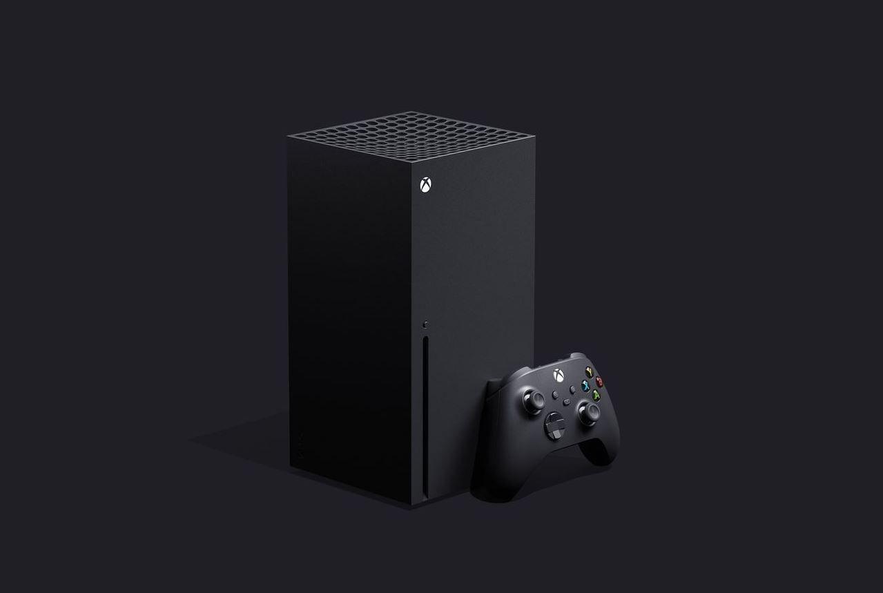 Xbox Series X, som kommer før jul 2020.