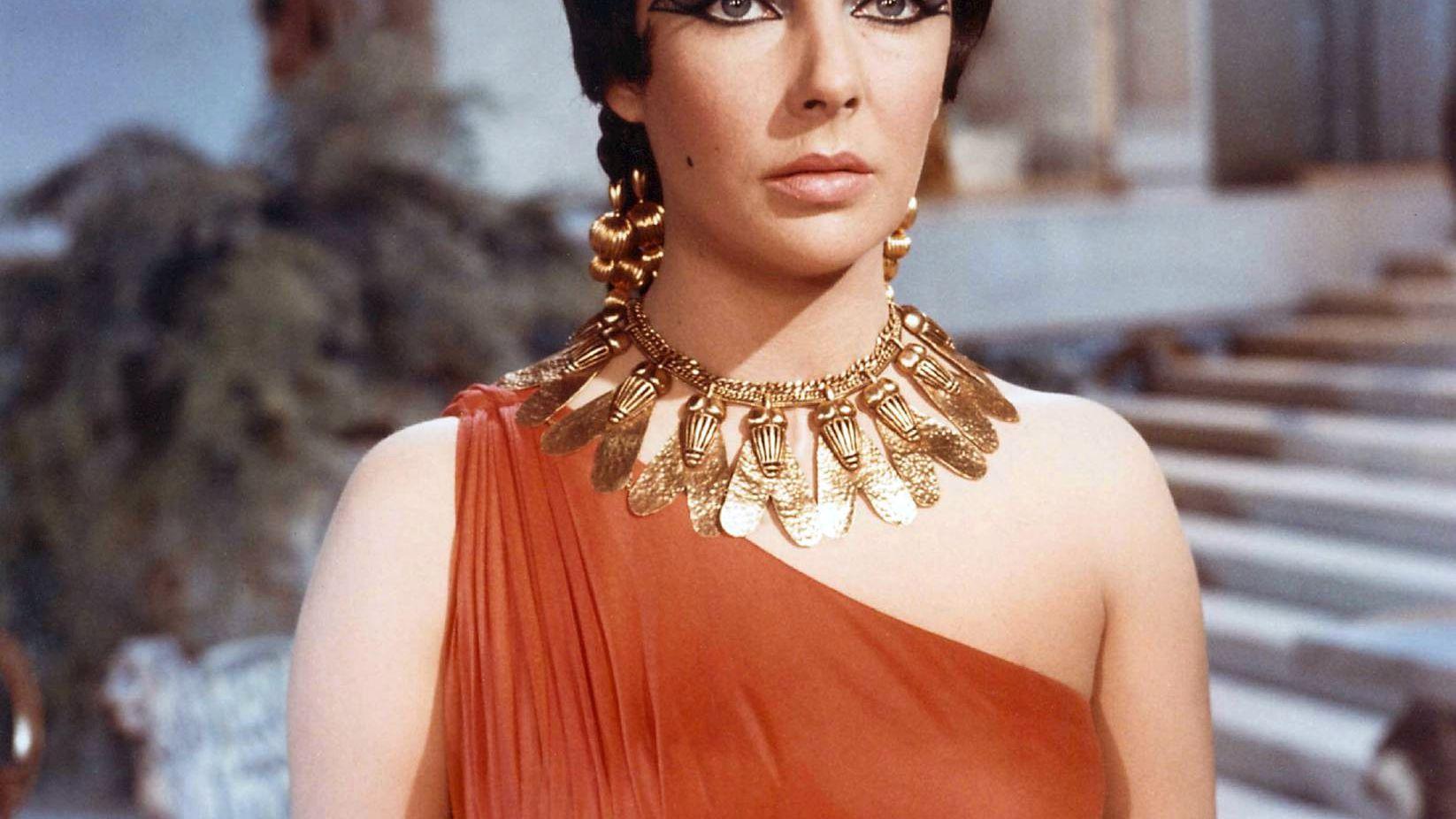Cleopatra som 3-D musikal