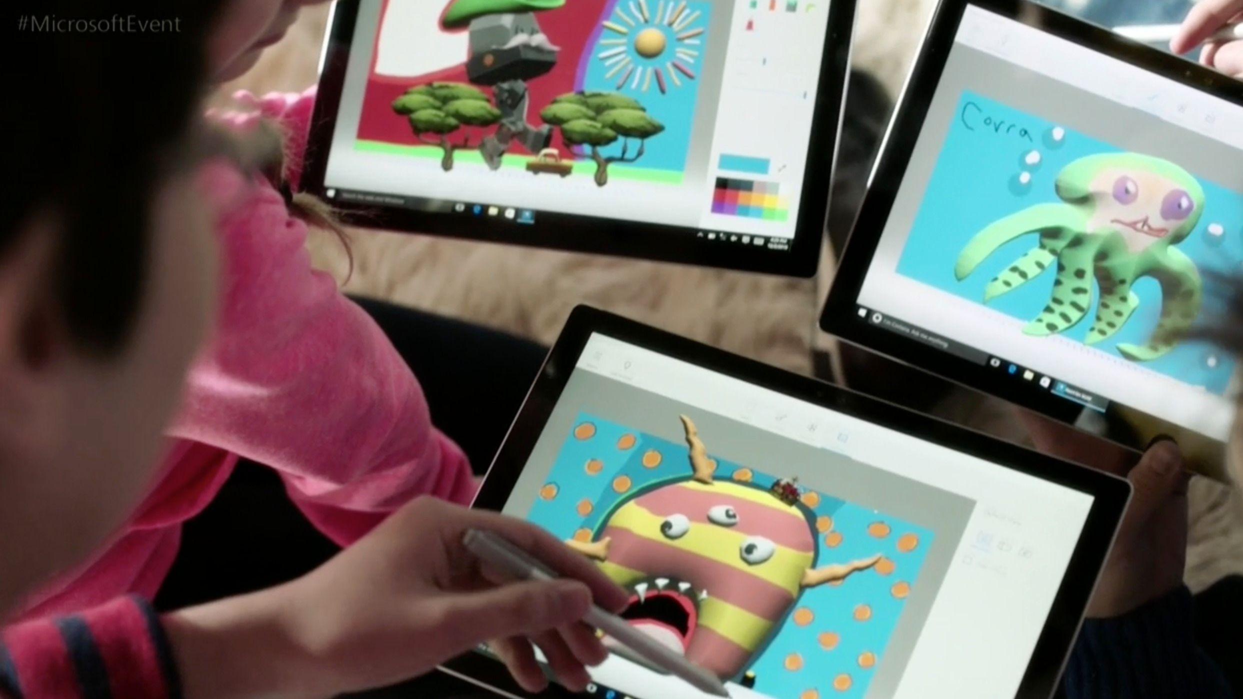 MS Paint får 3D-støtte.