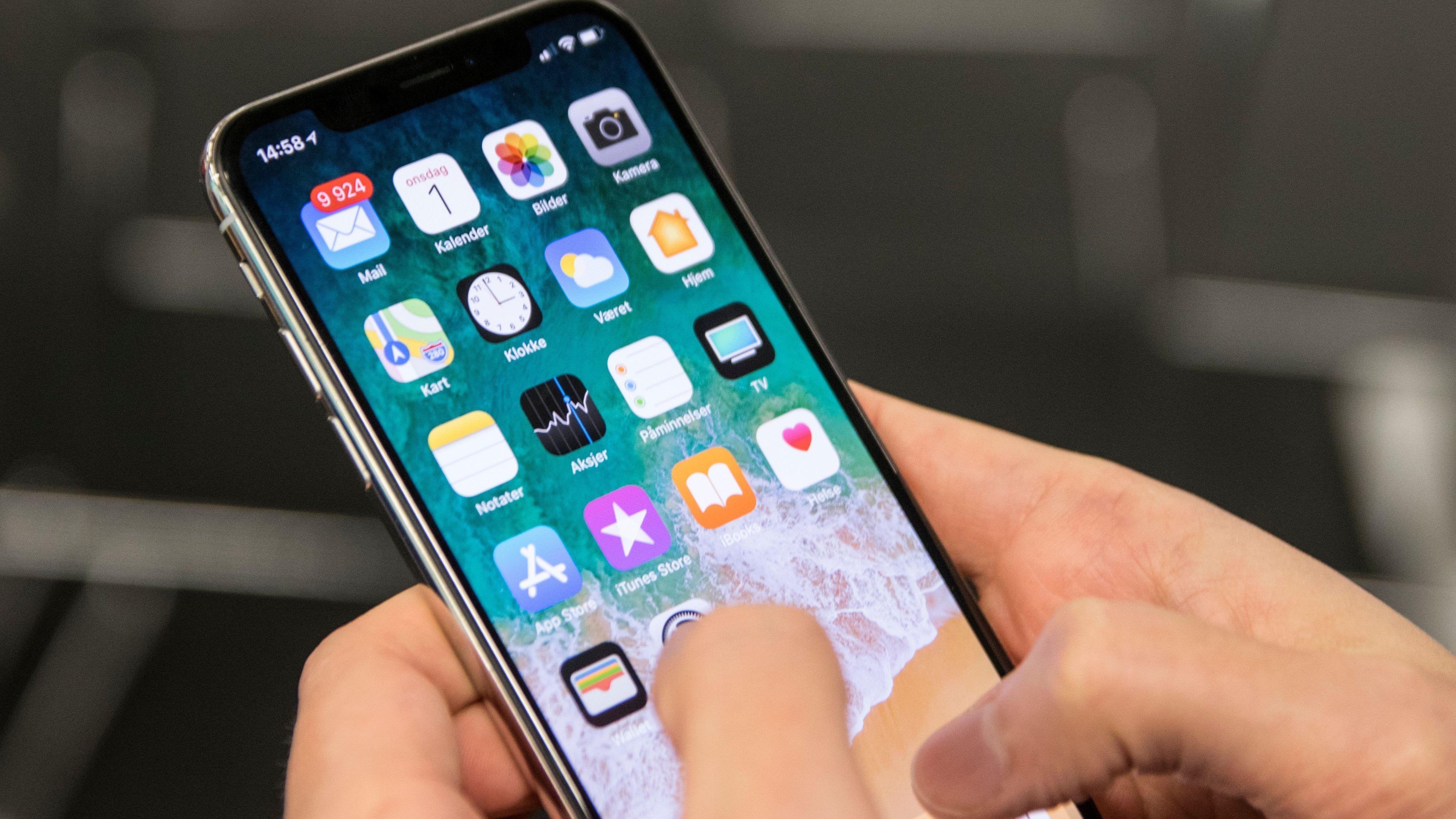 iPhone Xs-salget har vært så skuffende at Apple har gjenopptatt iPhone X-produksjonen