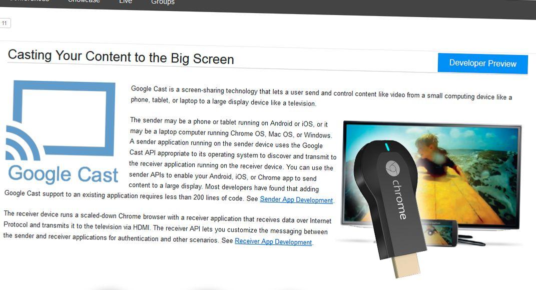 Google går i strupen på Apples Airplay