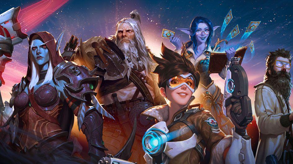 Her er alle de nye spillsatsingene til Blizzard