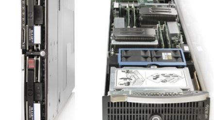 Opteron-servere fra HP