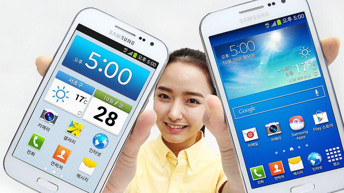 Samsung presenterer: «Fonblet»