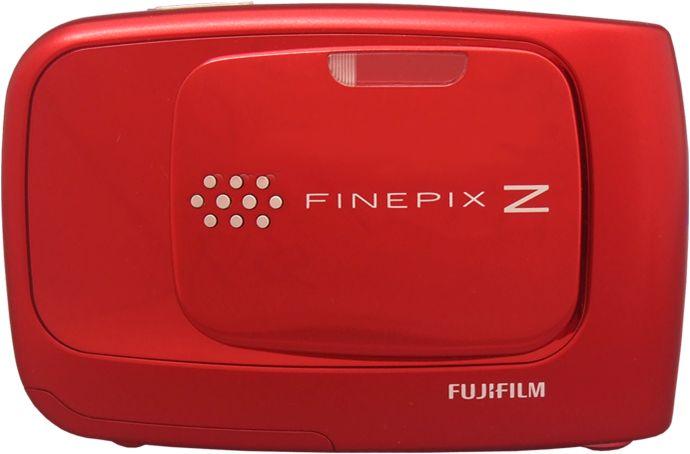 Ikke vanntett, men interessant design - Finepix Z30